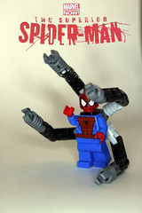 superior spiderman (daved00d) Tags: lego spiderman superior marvel doc moc ock