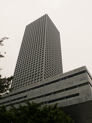 Shenzhen - Stock Exchange (1) (evan.chakroff) Tags: china 2006 remkoolhaas shenzhen oma 2013 evanchakroff chakroff 20062013