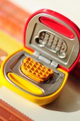 (Sai / Rebecca) Tags: bear japan miniature nikon iron character egg waffle rilakkuma sanx   d5000