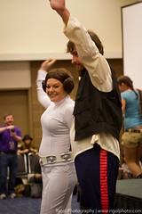 New Orleans Comic Con 2012 (some NOLA) Tags: costume louisiana comic neworleans contest center convention scifi comicon con leia hansolo wizardworld