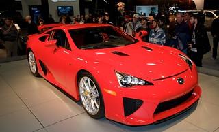2013 Washington Auto Show - Lower Concourse - Lexus 16 by Judson Weinsheimer
