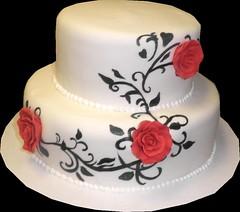 #5535: WEDDING CAKES (Alpine Bakery Smithtown) Tags: pictures new york wedding ny cakes island li long alpine bakery custom smithtown of