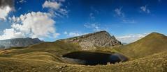 The Lake Of The Dragons - A Panoramic View (Christophe_A) Tags: nikon day clear greece christophe d800 epirus dragonlake explored drakolimni papigo astraka christopheanagnostopoulos χριστοφοροσαναγνωστοπουλοσ χριστόφοροσαναγνωστόπουλοσ