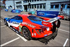 Boxenstopp 16 (Mickas Photografie) Tags: sony alpha 6000 ilce mickas photos mickasphotos ford performance gt lemans ecoboost chip ganassi racing team werke ag kln cologne niehl boxenstopp pitstop 66 gte pro stefan mcke