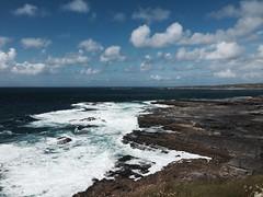 (Ruby L9) Tags: outdoor ocean landscape coast shore sea wave sky cliffs seaside