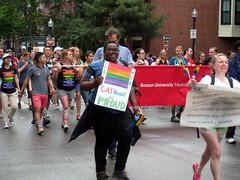 Pride Parade 2016, Boston MA (Boston Runner) Tags: pride parade boston massachusetts 2016 gay lgbt theist humanist bostonuniversity medical