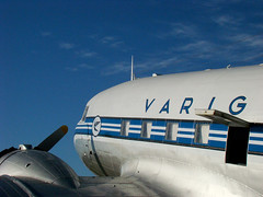 Varig (Gijlmar) Tags: varig airplane avio azul blue bleu blau brasil brazil brasilien brsil brasile brazili portoalegre  riograndedosul amricadosul amricadelsur southamerica amriquedusud cu sky