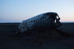 Slheimasandur DC-3 Plane Wreck (sarahmonious) Tags: slheimasandurdc3planewreck slheimasandur dc3planewreck dc3 planewreck fullmoon midnightsun solheimasandur solheimasandurdc3planewreck blacksand blacksandbeach ringroad goldencircle route1 route1iceland iceland iceland2016 icelanding2016 traveling
