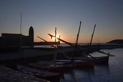 Collioure at dawn. France (BadGunman) Tags: france collioure sunrise dawn canon