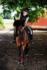 Ea and Strathisla (vesterskov) Tags: daniel vesterskov foto fotografi photo photography portrt portrait sony slt dslr a99 a99v slta99 slta99v bokeh dof fullframe full frame tamron 70200 70 200 mm 70200mm a001 f 28 f28 sp af di ld if ex dg hsm yongnuo yn560tx yn560 yn560iii yn5603 3 wireless wire less speedlite speedlight speed lite light manuel manual flash blitz horse horses barn horsemanship stable hest heste stald western riding ride slide stop training trning spring jump jumping