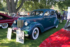 1938 Chrysler Royal Touring Sedan (Fuzzy Thoughts) Tags: lego artinthepark glug 1938chrysler