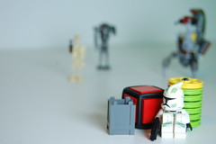 clone last stand (my name is schimmi) Tags: lego star wars custom gun brickarms last stand clone droids republik battle attack