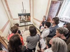 Presentation of the presentation (lars_uhlig) Tags: 2016 city italia italien itlay stadt venedig venezia venice bellini presentation gemlde painting querini stampalia