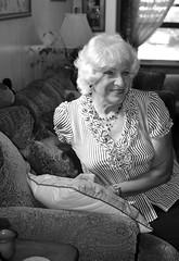 Film Noir Victim To Be (Laurette Victoria) Tags: monochrome blackandwhite blouse woman filmnoir laurette silver