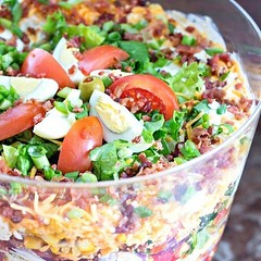#giant #beautiful #healthy #salad  (Pretty Cool Pic) Tags: pretty cool giant beautiful healthy salad