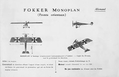 1917. Silhouettes d'avions classes par analogie__45 (foot-passenger) Tags: 1917    franais aviation bnf bibliothquenationaledefrance  wwi fokker gallica