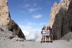 Sassolungo, Dolomiti (Giorgio Pongiluppi) Tags: montagna alpi dolomiti sassolungo alps