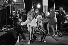 Stockman's Inn - Saturday Night (mfhiatt) Tags: blackandwhite desmoines iowa iowastatefair fair saturday night highiso dance