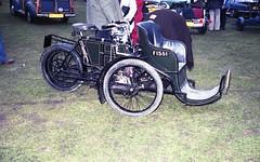 Reg: F 1551 (bertie's world) Tags: sunbeam pioneer run 1979 epsomdowns motorcycles reg f1551