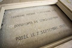Foundation stone (Strategic Heritage Plan) Tags: unitednations geneva
