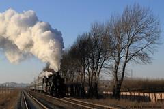 I_B_IMG_9047 (florian_grupp) Tags: asia china steam train railway railroad diaobingshan tiefa liaoning sy coal mine 282 mikado steamlocomotive locomotive