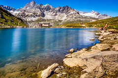 IMG_20160825_C700D_006HDR.jpg (Samoht2014) Tags: bergsee kapelle landschaft schwarzsee spiegelung wasser zermatt wallis schweiz