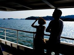 Cruisescape (H.H. Mahal Alysheba) Tags: ship landscape people japan water shadow wide nikon d800 carlzeiss zeiss distagon 28mmf2
