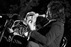 7708 Ronnie Cuber & Toninho Horta (dic73) Tags: canon6d livemusic musiclive jazz jazzmusic bologna bolognamontagnola