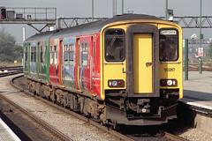 150267 at Cardiff Central (Railpics_online) Tags: 150267 cardiffcentral class150 sprinter dmu dieselmultipleunit passenger train diesel multipleunit railway railcar uk