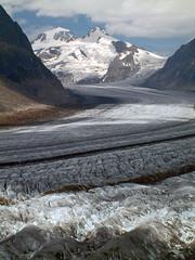 luce e ghiaccio (ceszij) Tags: aletsch jungfrau lucieombre ghiacciaio glacier ghiaccio