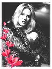 Poison Ivy (Christina Saint March) Tags: christinasaintmarche christinastmarche christinasaintmarchelondon christinasaintmarcheparis christinasaintmarchefurriers christinasaintmarchecorsets saintmarche saintmarch saintmarchejewelry saintmarcheblueheart saint stmarche chrisitnasaintmarch