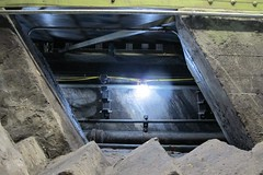 Holborn Esc 1-7 16-09-16 (16) (Funny Cyclist) Tags: escalator stair underground tube london holborn train motor