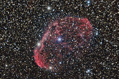 NGC6888 (Philippe Augoyat) Tags: celestron c11 sony a7s ngc6888