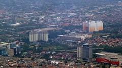 Bekasi (BxHxTxCx (more stuff, open the album)) Tags: aerialview aerial fotoudara bekasi westjava jawabarat city kota