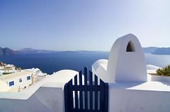 Santorini style of place.- (ancama_99(toni)) Tags: blue sea summer wh