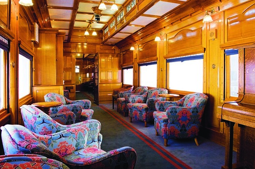 Chairman's Carriage, Great Southern Railway, Australia