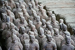 The Terracotta Army in Xian, Shaanxi, China (fabriziogiordano23) Tags: china trip travel holiday army site asia terracotta unesco xian terracottawarriors journey warriors viaggi soe lintong cina vacanza emperor sito shaanxi autofocus patrimonio imperatore terracottaarmy qinshihuang esercito meraviglia umanit guerrieri patrimoniodellumanit esercitoditerracotta flickraward guerrieriditerracotta mygearandme ringexcellence flickrstruereflection1 flickrstruereflectionlevel1 flickrsfinestimages1 vigilantphotographersunite vpu2