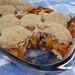 Peachy Keen Cobbler from American Vegan Kitchen (0018)