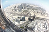 from Burj Khalifa Fisheye ver (spiraldelight) Tags: dubai uae دبي برجالعرب ドバイ الإماراتالعربيةالمتحدة eos5dmkii tokina1017f35f45atx107dxfisheye