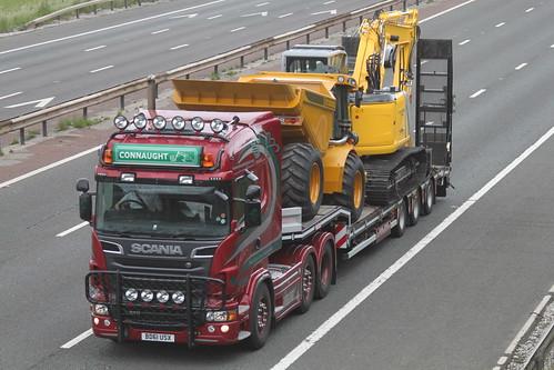 Car Transporter Hire In Stoke On Trent