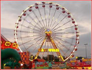 Giant Wheel at Hull Fair.