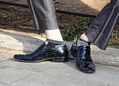 Istanbul, Turkey (texascat) Tags: turkey shoes istanbul blackpatent