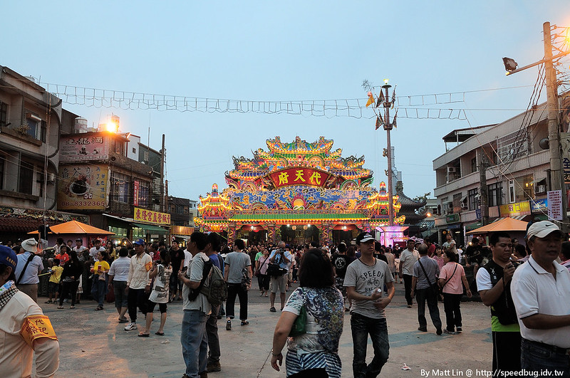 東港迎王-過火 (2)