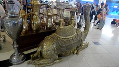 The camel of a folkcraft article at Dubai International Airport  (MRSY) Tags: geotagged airport dubai uae camel dubaiinternationalairport       geo:lat=252521870197729 geo:lon=55354795396306145