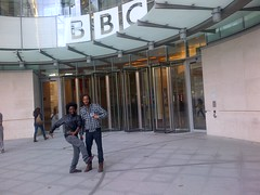 Adissu Demissie and Junaid Jemal Sendi at the BBC (DanceUnited) Tags: bbc theplace contemporarydance danceunited junaidjemalsendi addisudemissie aholdingspace