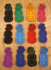 Tiki series (2006) by Melissa Cole (Fresh Gallery Otara) Tags: visualart artsale otara southauckland pacificart