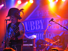 Adam Ant @ Cubby Bear, Chicago, 10/13/2012