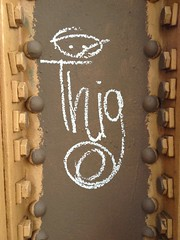 THIG (Franny McGraff) Tags: chicago sharkula thig thigamajigge