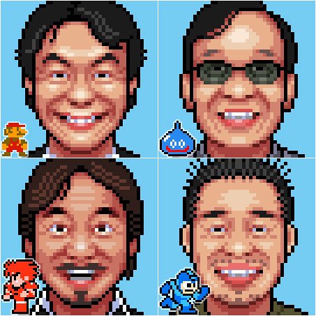 Shigeru Miyamoto, obra de ta2nb