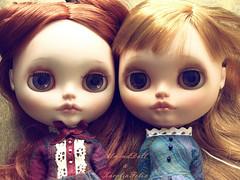 Maud and Cookie
